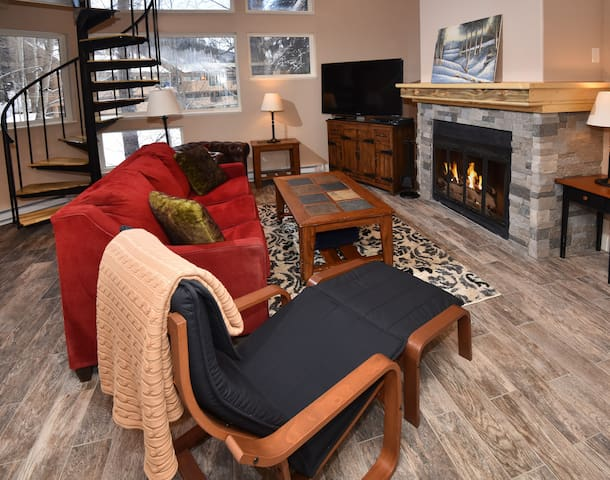 Pitkin Park Condo,2 bedroom+loft, Affordable Cozy - Vail - Apartment