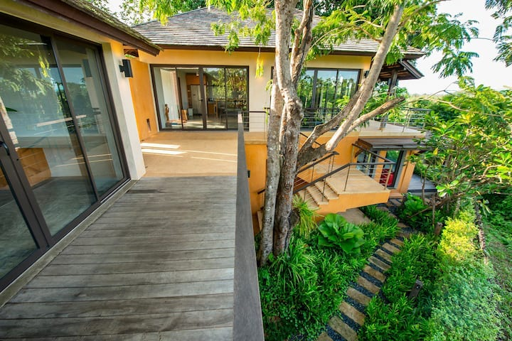 "Villa TreeTop ""SAMSAM Yao Noi"""