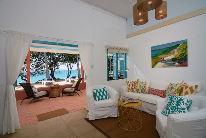 Sugarapple Inn Beach Cottage - Bequia - Apartemen
