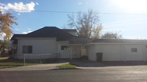Grangeville A Street House