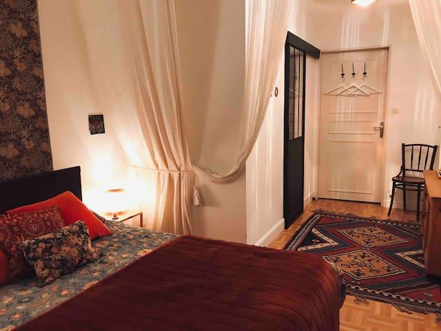 Chambre et salle de bain privée proche Strasbourg