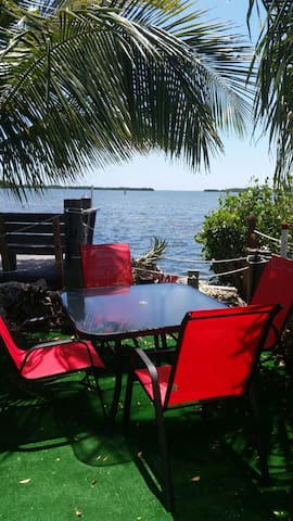 Breathtaking Views on the Water !! - key largo  - House