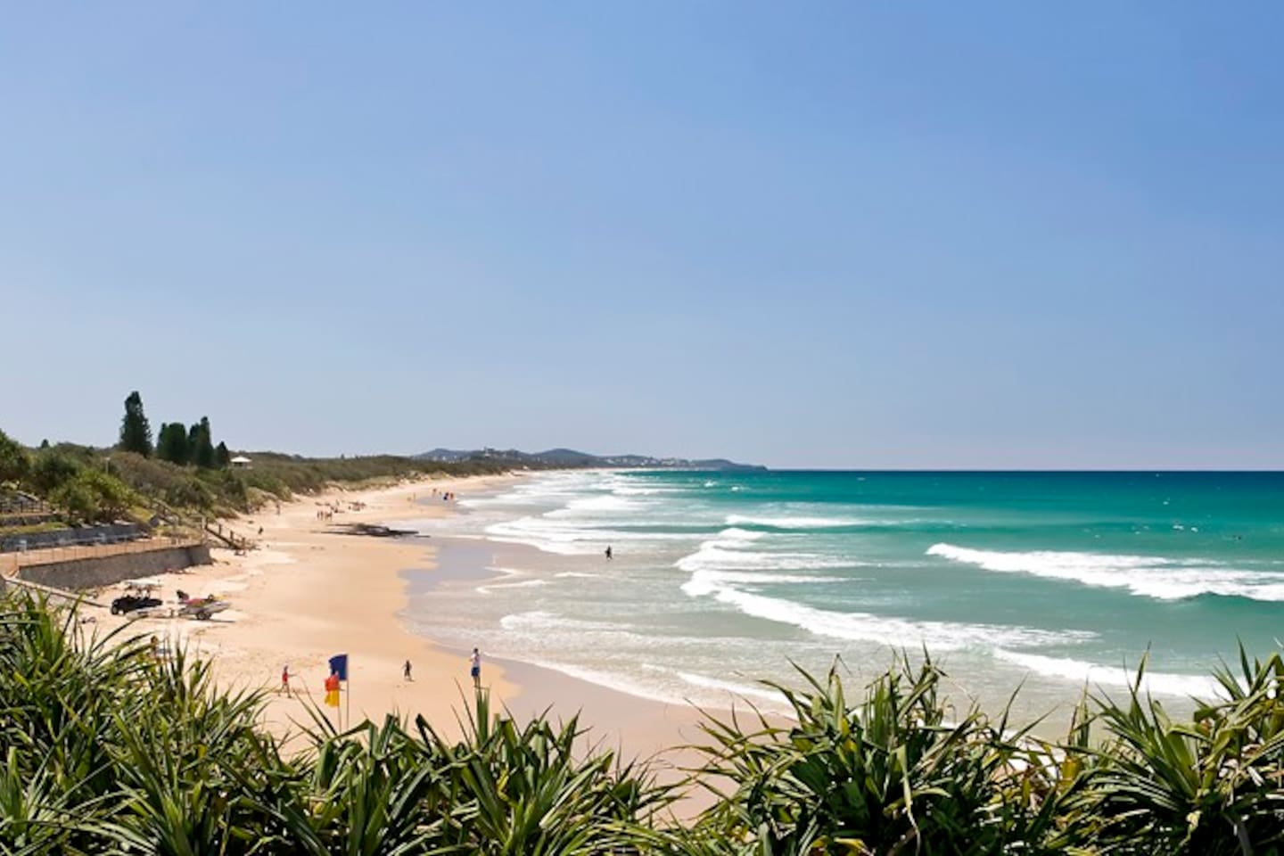 Stunning Coolum Beach
