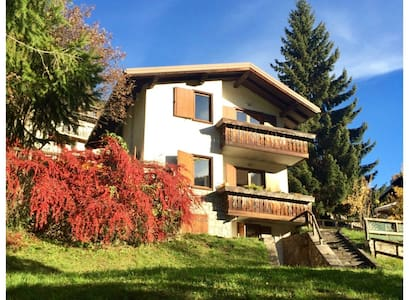 villa con splendida vista, vicina al centro - Ponte di legno