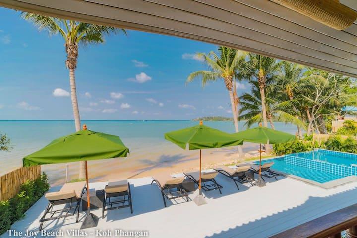 Joy Beach Villas Beachfront