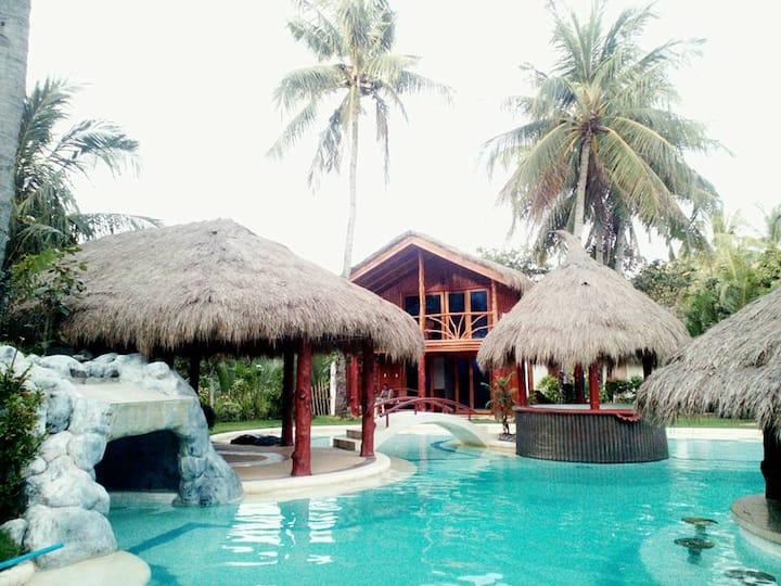 Camaya-an Paradise Beach Resort Cottg. No.2 Gr.Fl