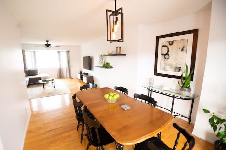 ✱3BR Executive Stay│New Reno│Top Floor│WIFI✱