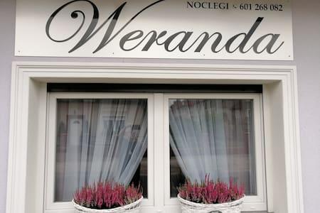 Apartament Weranda - noclegi