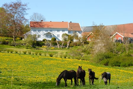 Beautiful farm, close to the sea and Dyreparken. - Lillesand