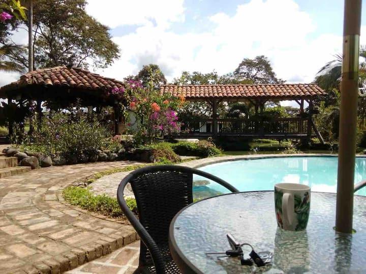 El Silencio Espacio de paz Quimbaya eje cafetero