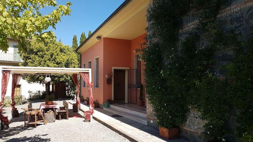 Suite in villa