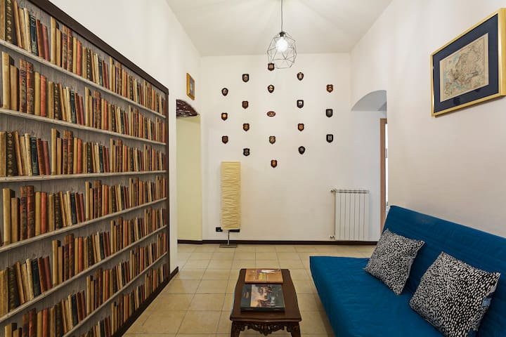 Charming apt with relax area by Wonderful Italy