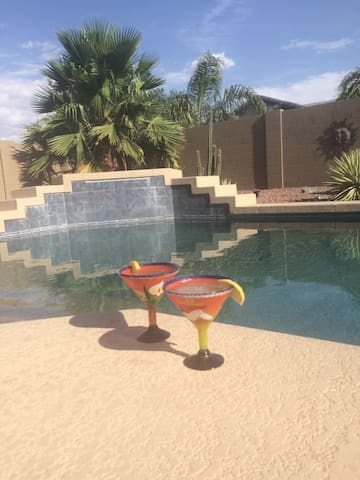 Your own desert oasis private pool - Queen Creek