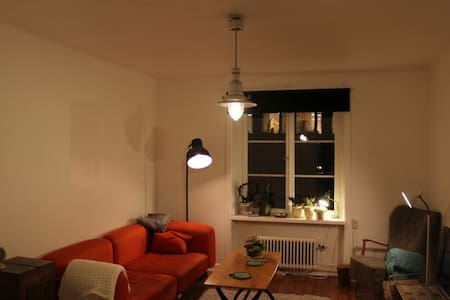 Nice flat in a perfect trendy location - Stockholm