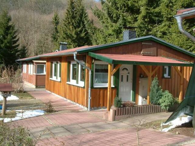 Ferienhaus Lausekuppe 2