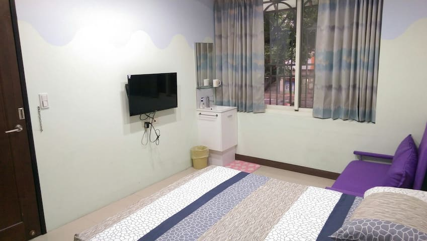 永春棧Kozzy Apartment個室(Rm204),MRT YongChun永春站,101/夜市