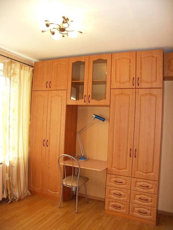 Квартира в Западном округе Москвы