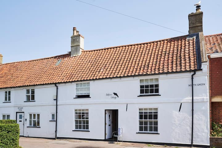 Dolphin Cottage, North Green, Southwold