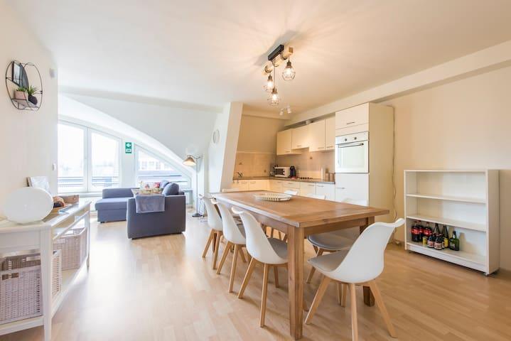 Modern & Large 2 bedroom apartment in Middelkerke