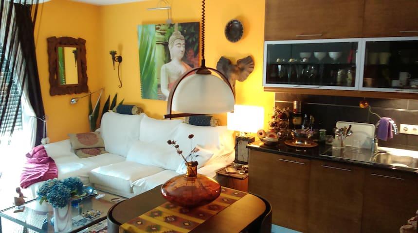 Apartamento en Villa Marinera - A Pobra do Caramiñal