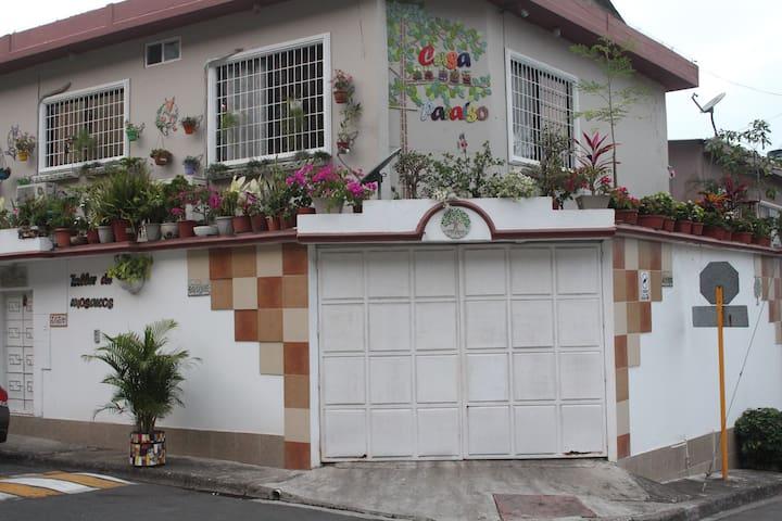Casa Paraíso. Bed and Breakfast