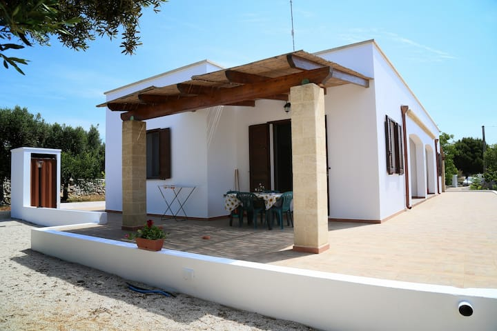Casa al mare in Salento ideale per coppie DAMIA 4