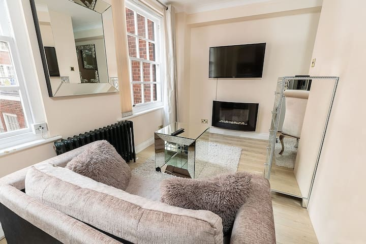 Lovely studio near Marble Arch & Oxford street