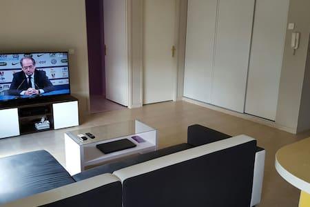 Bel appartement lumineux à 35mn de Paris - Pontoise - Appartement