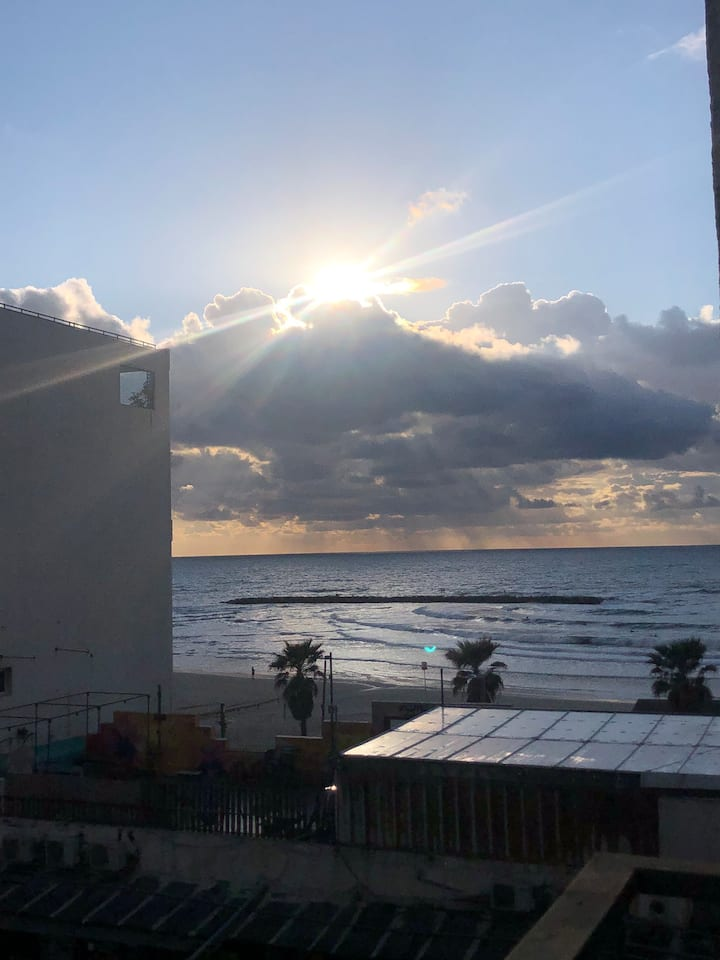 The best location in Tel Aviv