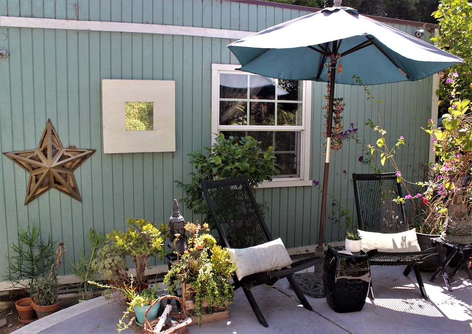 Magical private cabin in los angeles cabins for rent in for Cabin los angeles