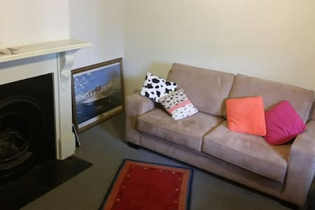 Lovely large room South Melbourne - South Melbourne - Huis