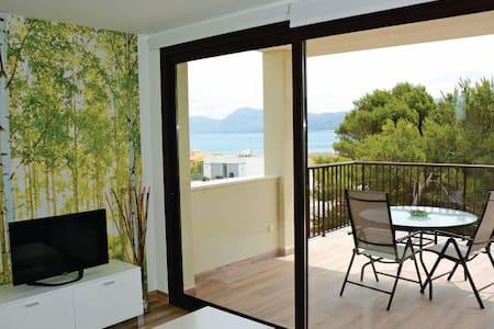1 Bedroom Apts in  #1 - Son Serra Marina - Wohnung