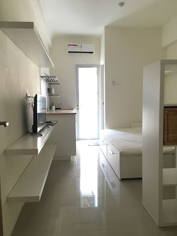 Stylish IKEA furnished apartment - Surabaya - Wohnung