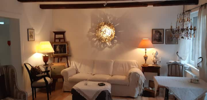 Appartement de Charme dans maison Alsacienne