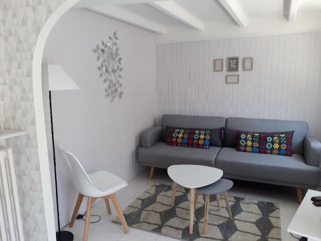 Charmant appartement dans petit village