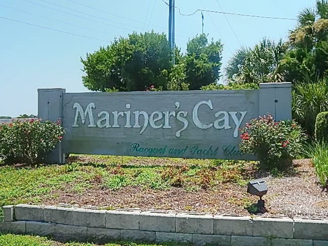 Welcome to Mariners Cay
