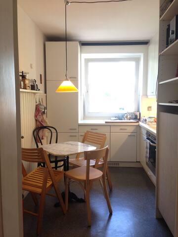 2-Zimmer-Wohnung nähe Isar