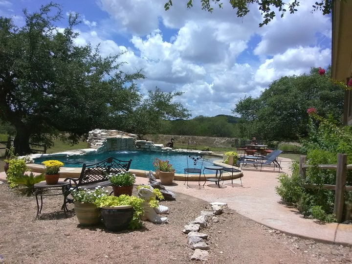 Escape to Safety in the Texas Hill Country