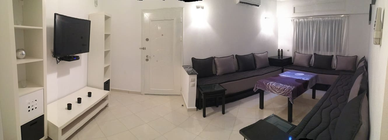 Très bel appartement à  la Corniche - Al Hoceïma - Daire