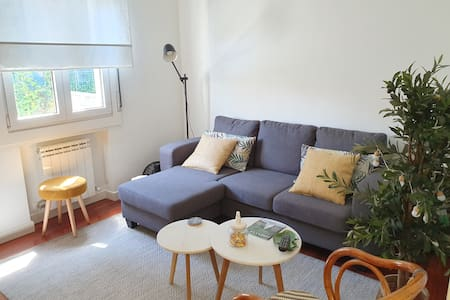 Acogedor y luminoso apartamento en Neguri