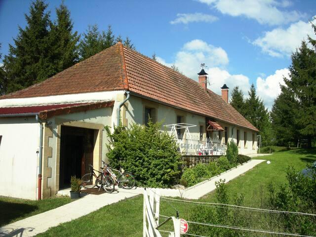 Landhuis La Petite Borde