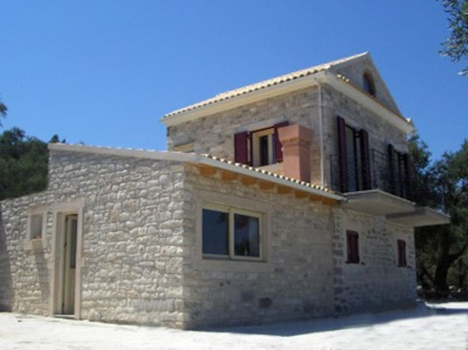 Exterior Look of our Villa