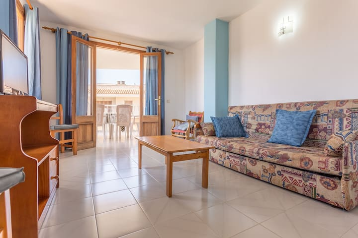 3 bedroom apartment in Colonia near Beach