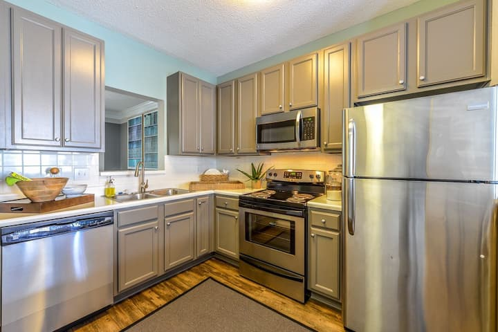Relax in your own apt | 2BR in Atlanta