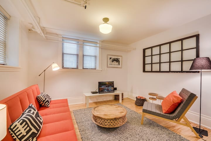 2 Bedroom Urban Nest Brownstone