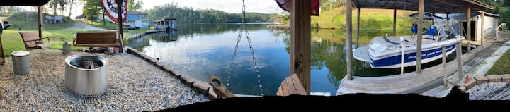 Mayfly Lake House