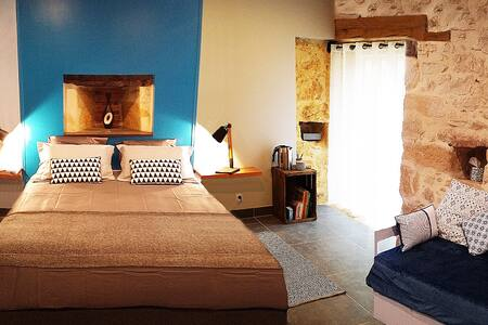 Superbe chambre d'hôtes avec piscine à Sarlat - Sarlat-la-Canéda - Bed & Breakfast