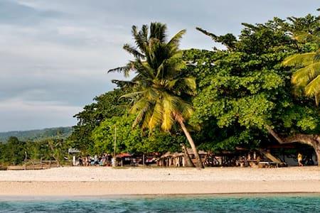 Vitaly Residence: jungle, fruits and sea - Island Garden City of Samal - Haus