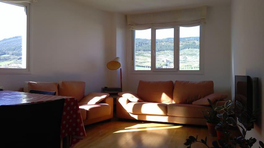 Precioso y luminoso apartamento. - Pamplona - Flat