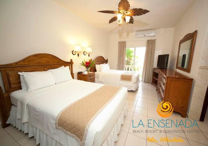 Villas en la Playa  de Tela, En La Ensenada Resort